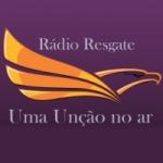 Logo da emissora Rádio Resgate Online