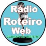 Logo da emissora Rádio Roteiro Web