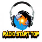 Logo da emissora Rádio Start Top