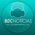 Logo da emissora Rádio BDC Notícias