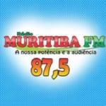 Logo da emissora Rádio Muritiba 87.5 FM