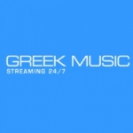Logo da emissora Greek Hits All Time