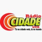 Logo da emissora Rádio Cidade Web