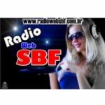 Logo da emissora Rádio Web SBF