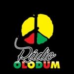 Logo da emissora Rádio Olodum