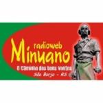 Logo da emissora Rádio Web Minuano