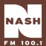 Logo da emissora Radio KBBM 100.1 FM