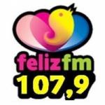 Logo da emissora Feliz FM
