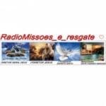 Logo da emissora Rádio Missões e Resgate