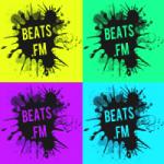 Logo da emissora Rádio Beats FM