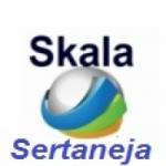 Logo da emissora Rádio Skala Sertaneja