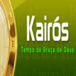 Logo da emissora Web Rádio Kairós FM