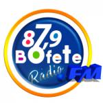 Logo da emissora Rádio Bofete 87.9 FM