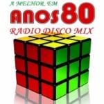 Logo da emissora Rádio Disc Mix