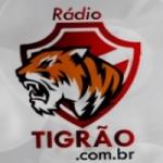 Logo da emissora Rádio Tigrão