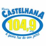 Logo da emissora Rádio Castelhana 104.9 FM