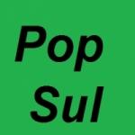 Logo da emissora Web Rádio PopSul