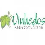 Logo da emissora Rádio Vinhedos 87.5 FM