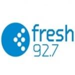 Logo da emissora Radio Fresh 92.7 FM