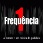Logo da emissora Frequência 1 Rádio Online