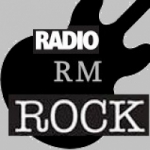 Logo da emissora Rádio RM Rock
