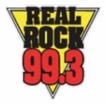 Logo da emissora Radio KCGQ 99.3 FM