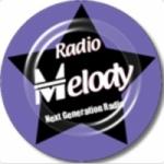 Logo da emissora Radio Melody ITA 80s