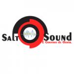 Logo da emissora Salt Sound