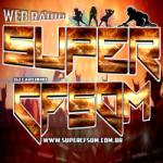 Logo da emissora Super CF Som