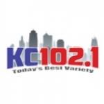 Logo da emissora Radio KCKC 102.1 FM