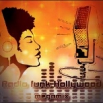 Logo da emissora Radio Hollywood Funk Megamix