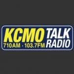 Logo da emissora Radio KCMO 710 AM