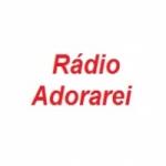 Logo da emissora Rádio Adorarei