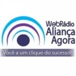 Logo da emissora Web Rádio Aliança Agora