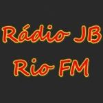 Logo da emissora Rádio JB Rio FM