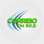 Logo da emissora Rádio Correio 90.5 FM