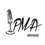 Logo da emissora Radio PMA
