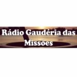 Logo da emissora Rádio Gaudéria das Missões