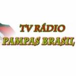 Logo da emissora Rádio Pampas Brasil