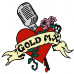 Logo da emissora Radio Gold MX 1611 AM