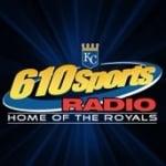 Logo da emissora Radio KCSP 610 AM