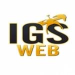 Logo da emissora IGS Web