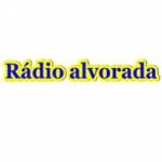 Logo da emissora Rádio Alvorada FM