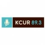 Logo da emissora Radio KCUR 89.3 FM