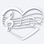 Logo da emissora Boa Família Rádio Web