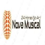 Logo da emissora Rádio Nova Musical