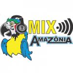 Logo da emissora Mix Amazônia