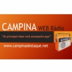 Logo da emissora Campina Web