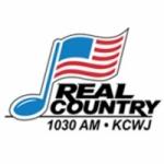 Logo da emissora Radio KCWJ 1030 AM