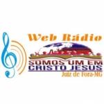 Logo da emissora Web Rádio Somos Um